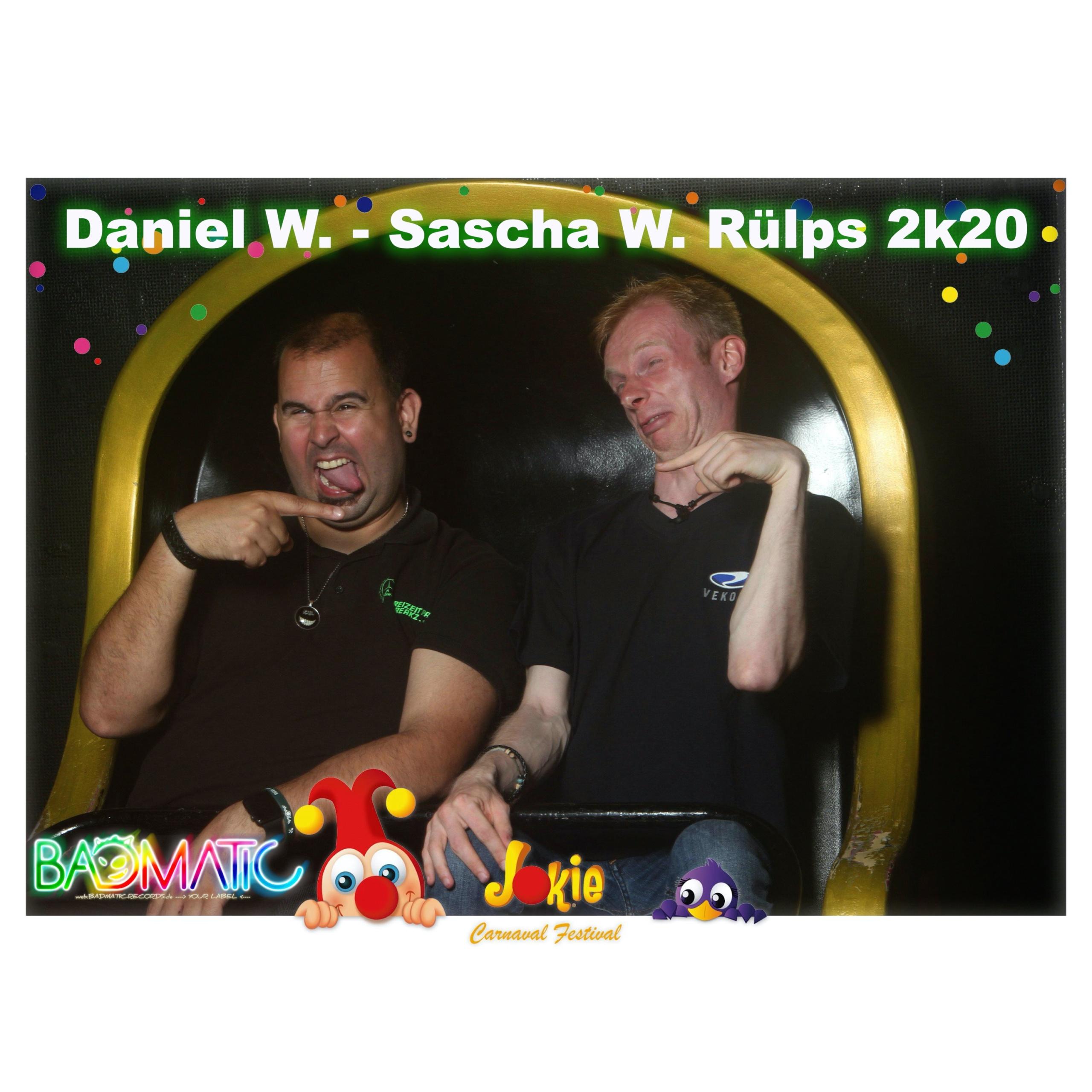 Sascha W. Rülps 2k20